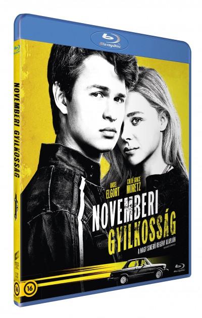 Sacha Gervasi - Novemberi gyilkosság - Blu-ray
