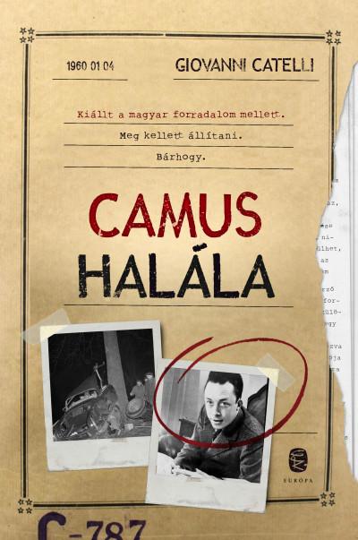 Giovanni Catelli - Camus halála