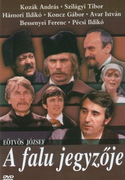 Zsurzs Éva - A falu jegyzője (1986) - DVD