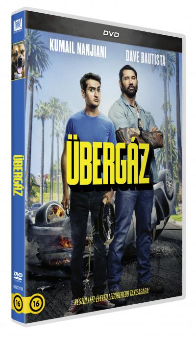 Michael Dowse - Übergáz - DVD