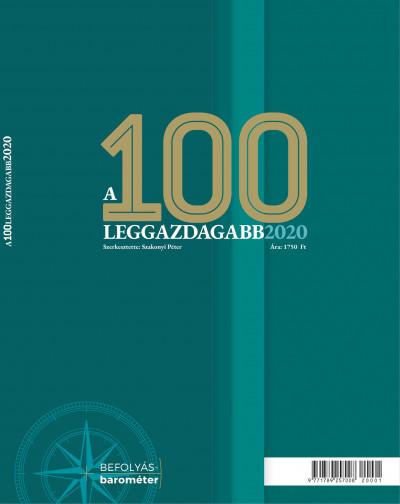 Domokos László  (Szerk.) - Szakonyi Péter  (Szerk.) - A 100 leggazdagabb 2020