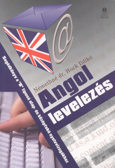 N�methn� Hock Ildik� - Angol levelez�s