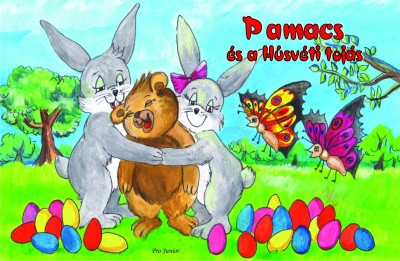 - Pamacs és a húsvéti tojás