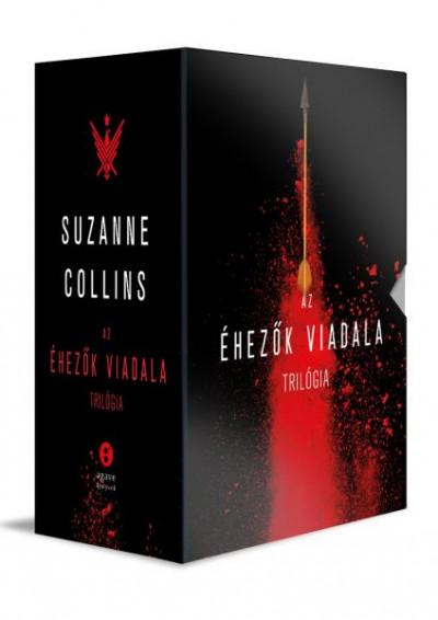 Suzanne Collins - Az éhezők viadala-trilógia (limitált díszdobozos kiadás)