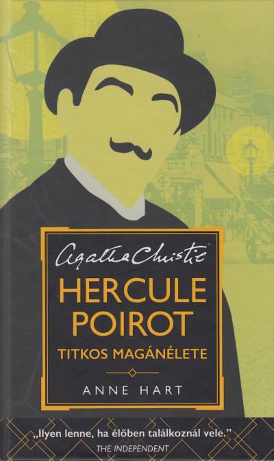 Anne Hart - Hercule Poirot titkos magánélete