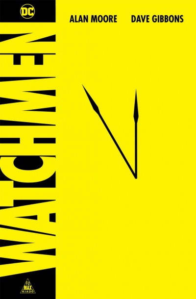 Dave Gibbons - Alan Moore - A teljes Watchmen