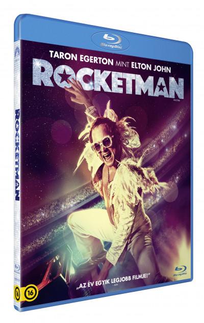Dexter Fletcher - Rocketman - Blu-ray
