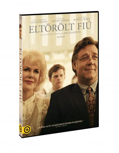 Joel Edgerton - Eltörölt fiú - DVD