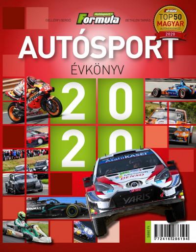 Bethlen Tamás - Gellérfi Gergő - Autósport évkönyv 2020