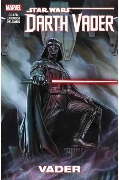 Kieron Gillen - Star Wars: Darth Vader 1. - Vader