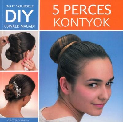Veres Alexandra - DIY - 5 perces kontyok