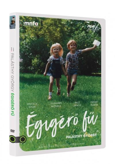 Palásthy György - Égigérő fű - DVD