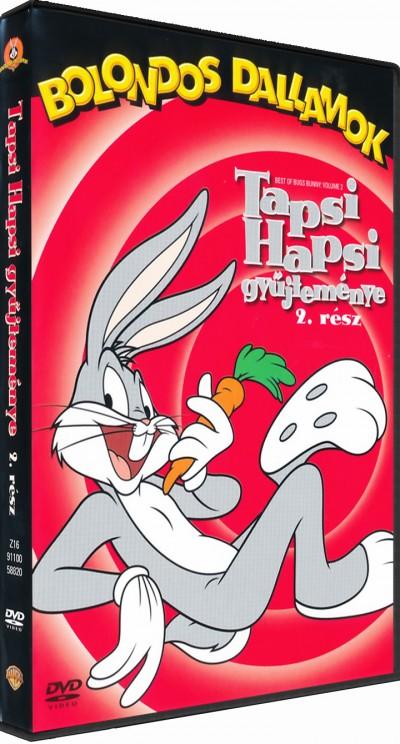 Chuck Jones - Bolondos dallamok: Tapsi Hapsi gyűjteménye 2. - DVD