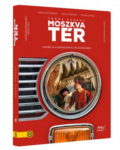Török Ferenc - Moszkva tér - DVD