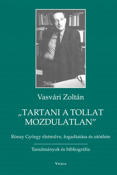 Vasvári Zoltán - Tartani a tollat mozdulatlan
