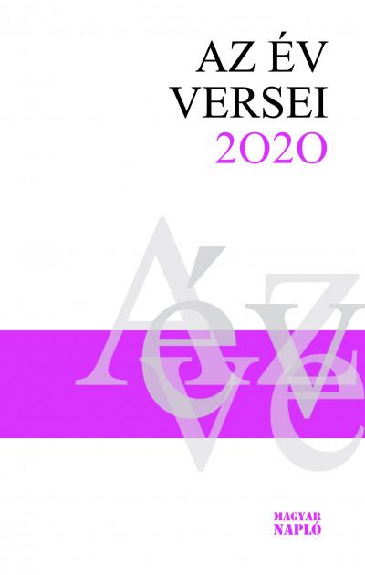 Zsille Gábor  (Szerk.) - Az év versei 2020