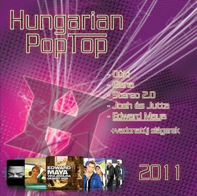 - Hungarian PopTop 2011 - CD