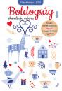 Szalai Lilla  (Összeáll.) - Boldogság skandináv módra - Naptárkönyv 2020