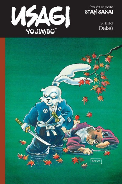 Stan Sakai - Usagi Yojimbo 9.