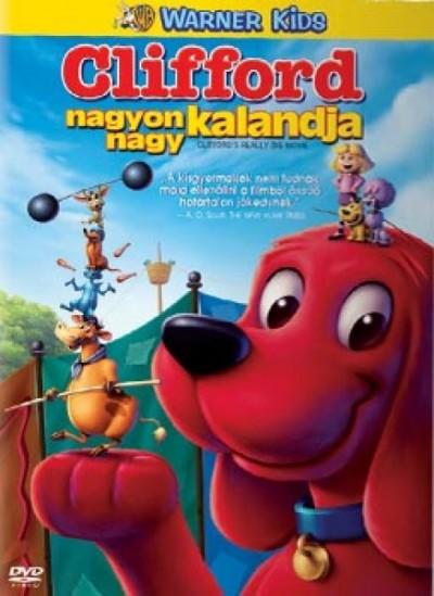 - Clifford nagyon nagy kalandja - DVD
