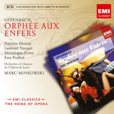 - Offenbach: Orphée aux enfers - 2 CD