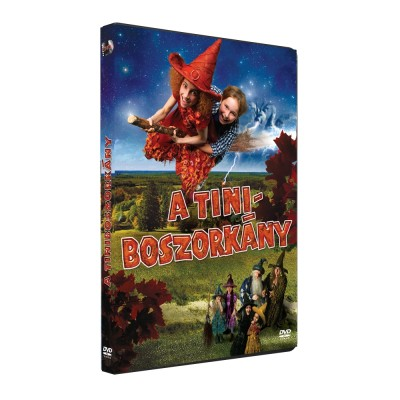 Johan Nijenhuis - A tiniboszorkány - DVD