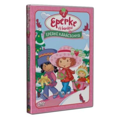 - Eperke és barátai 2. -  Eperke Karácsonya - DVD
