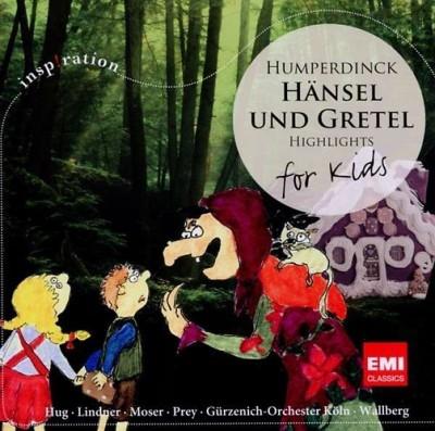 - Hänsel & Gretel - CD