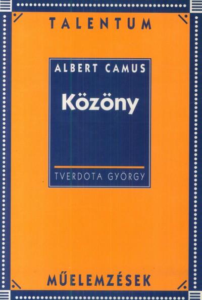 Tverdota György - Közöny