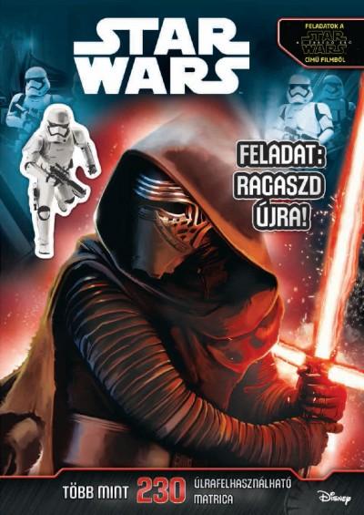 - Star Wars - Feladat: ragaszd újra!