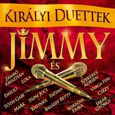 Zámbó Jimmy - Királyi duettek (Jimmy és ...) - CD