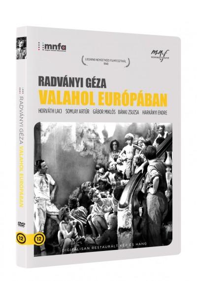 Radványi Géza - Valahol Európában - DVD