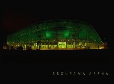 - Groupama Aréna