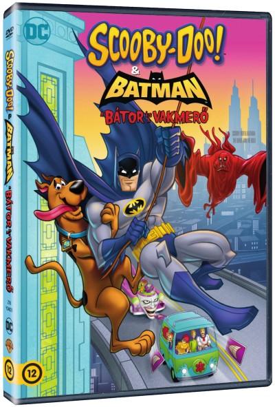 Jake Castorena - Scooby-Doo és Batman - A bátor és a vakmerő - DVD