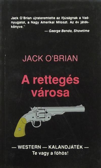 Jack O'Brian - A rettegés városa