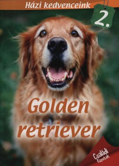 - Házi kedvenceink 2. - Golden retriever