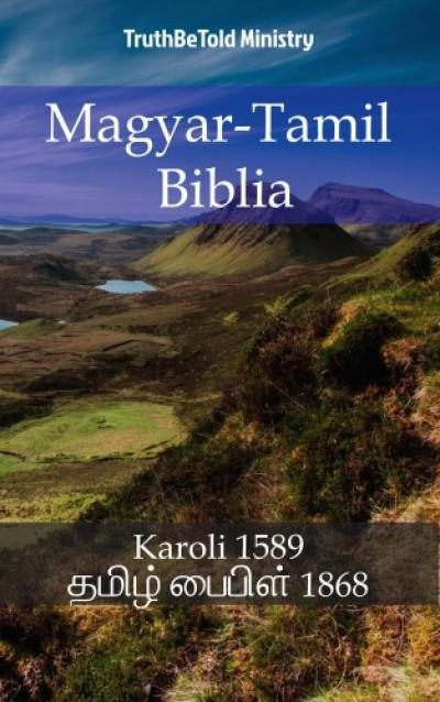 Gáspár Truthbetold Ministry Joern Andre Halseth - Magyar-Tamil Biblia