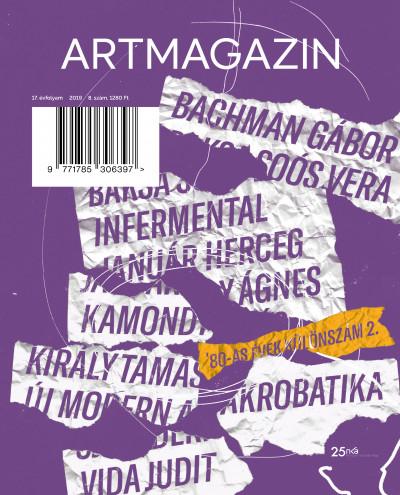 - Artmagazin 119. - '80-as évek különszám 2. - 2019/8.