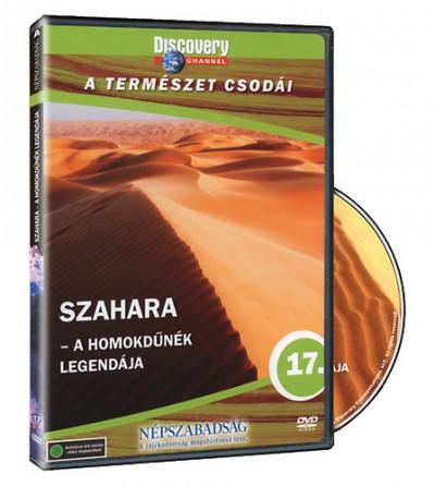 - A természet csodái 17. -  Szahara - DVD