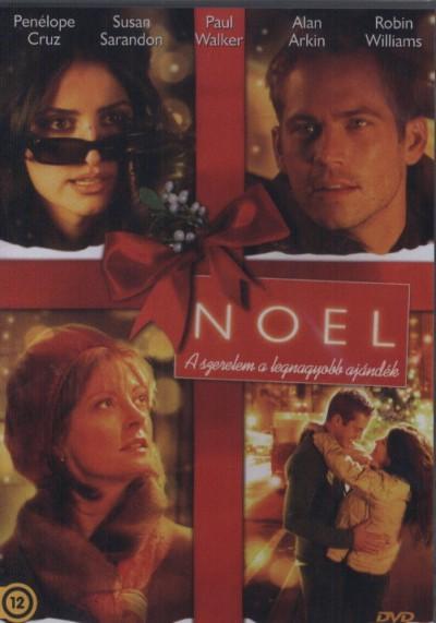 Chazz Palminteri - Noel - A szerelem a legnagyobb ajándék - DVD