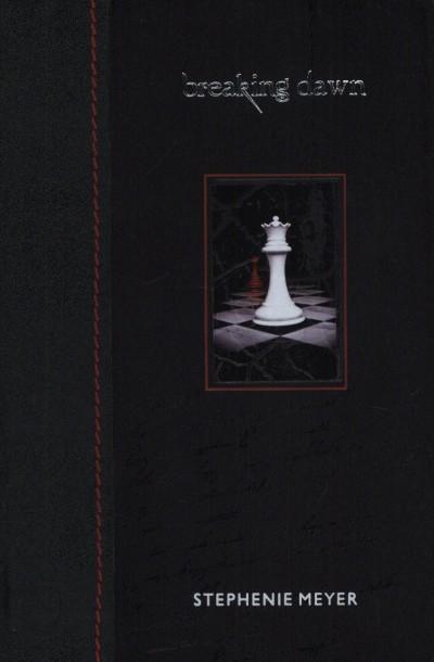 Stephenie Meyer - Breaking Dawn - díszkötésben