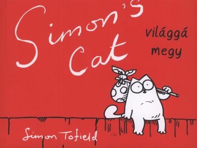Simon Tofield - Simon's Cat világgá megy
