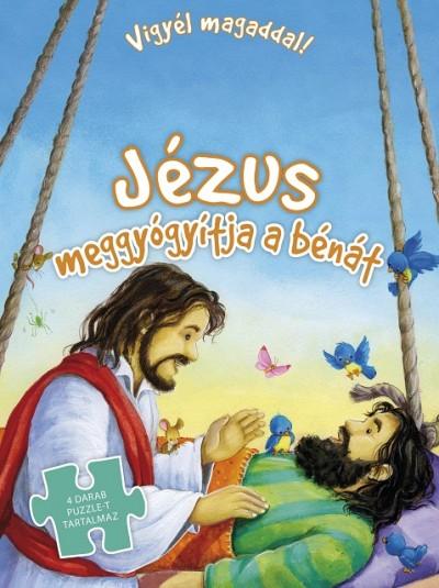 - Jézus meggyógyítja a bénát