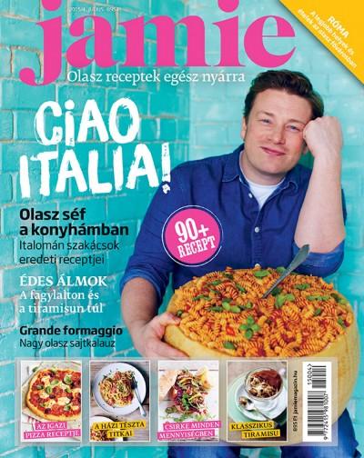 Hajós Szandra  (Szerk.) - Jamie Magazin 4.