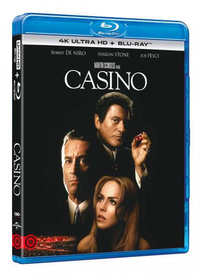 Martin Scorsese - Casino - 4K UltraHD+Blu-ray