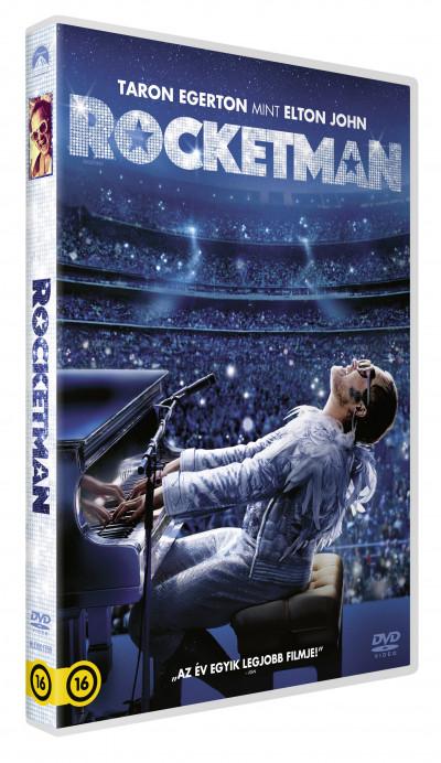 Dexter Fletcher - Rocketman - DVD