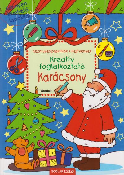 - Kreatív foglalkoztató - Karácsony