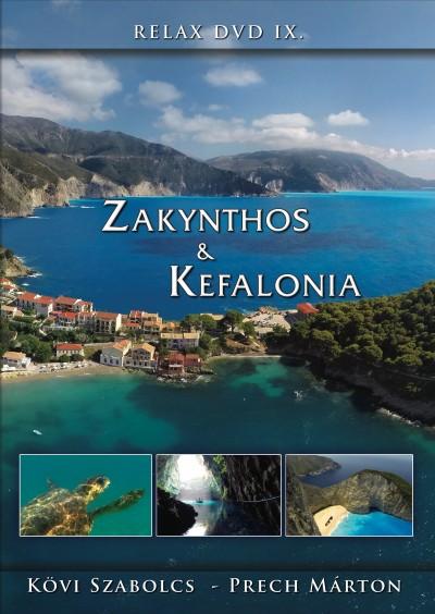 Kövi Szabolcs - Prech Márton - Relax DVD IX. - Zakynthos és Kefalonia