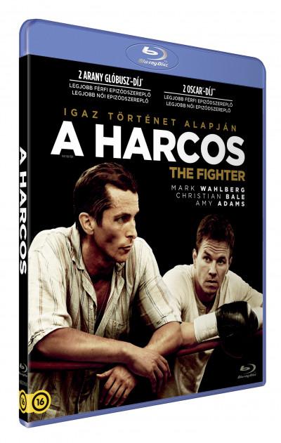 David O. Russell - A harcos - Blu-ray