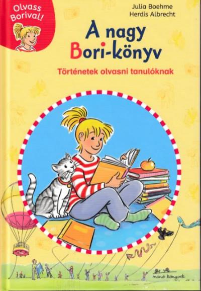 Julia Boehme - A nagy Bori-könyv - Barátnőm, Bori